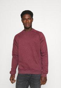 Pier One - Sweatshirt - bordeaux - 0
