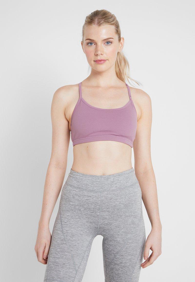 Cotton On Body - WORKOUT YOGA CROP - Sujetador deportivo - mauve
