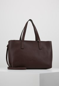 TOM TAILOR - MARLA - Handbag - wine - 0