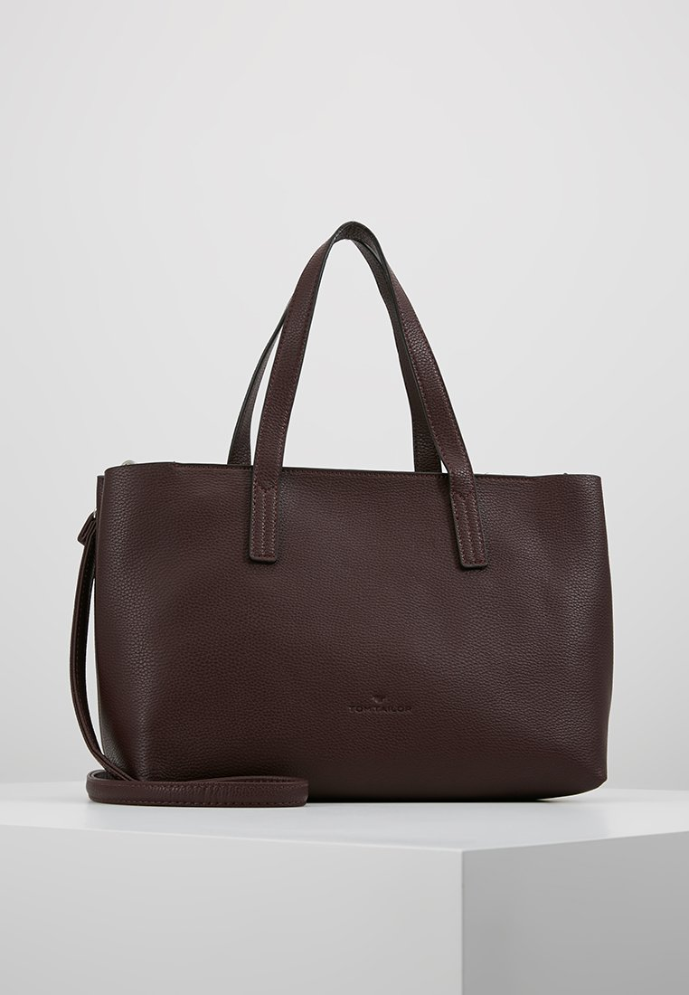 TOM TAILOR - MARLA - Handbag - wine