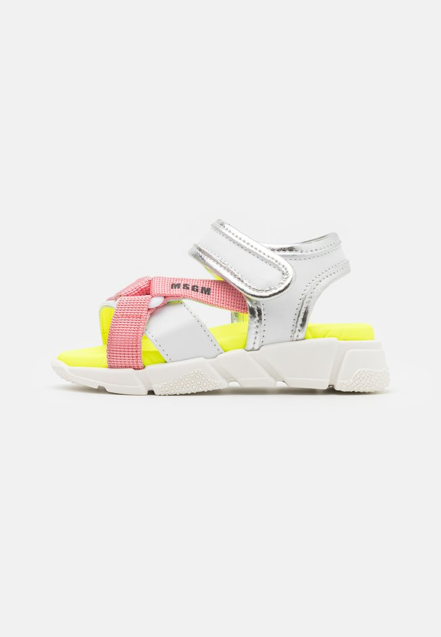 Sandaler - white/light pink