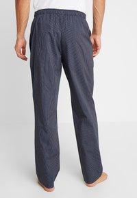 Schiesser - Pyžamový spodní díl - dark blue - 2