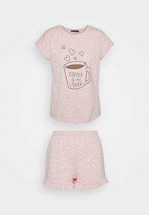 Pyjamas - powder pink