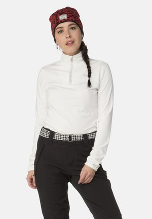 FABRIZOY - Sports shirt - white