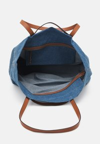 Liebeskind Berlin - AURORA ZIP - Tote bag - blue denim - 2