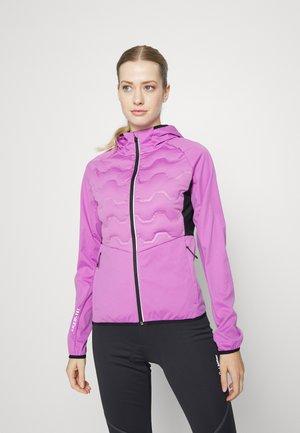 MARTU - Soft shell jacket - lilac