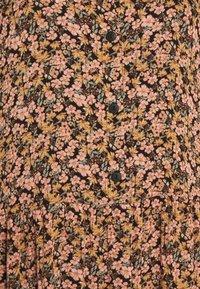 Moss Copenhagen - MARTHA RIKKELIE DRESS - Maxi dress - black - 2
