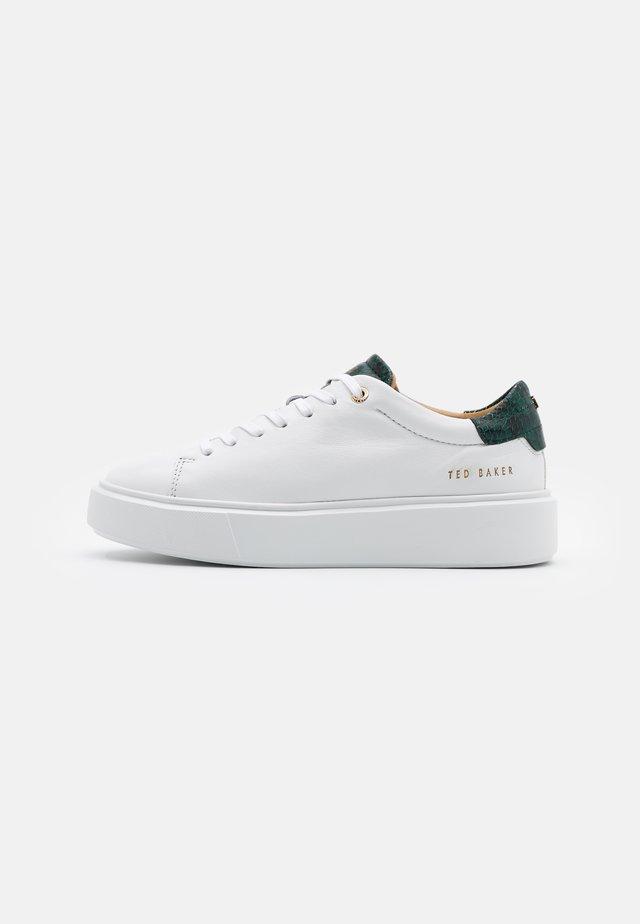 PIIXIE - Zapatillas - white