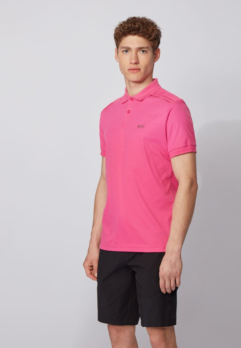 BOSS - PAULE TR - Polo shirt - pink