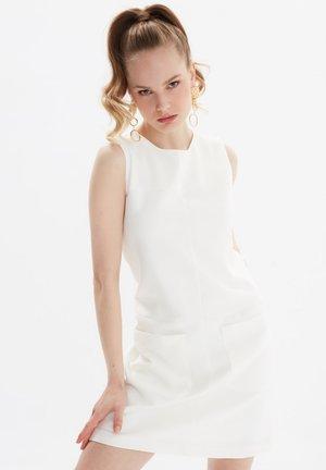 Day dress - cream