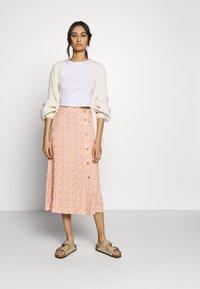 esmé studios - BELLA  - A-line skirt - carnelian - 1