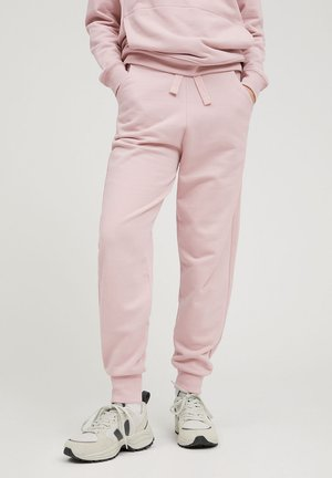 MAAIKA - Tracksuit bottoms - pale mauve