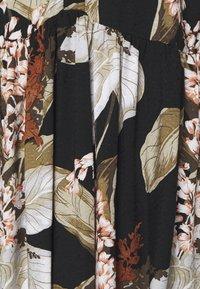 Object Petite - OBJLILITI SHORT DRESS - Shirt dress - black - 5