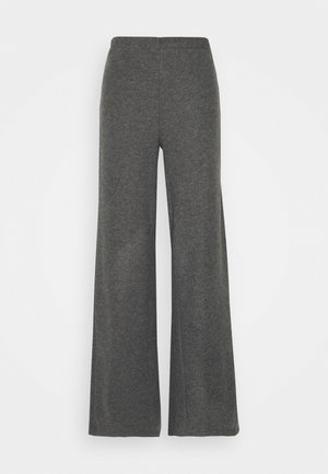 VMKINSEY PANT - Trousers - dark grey melange