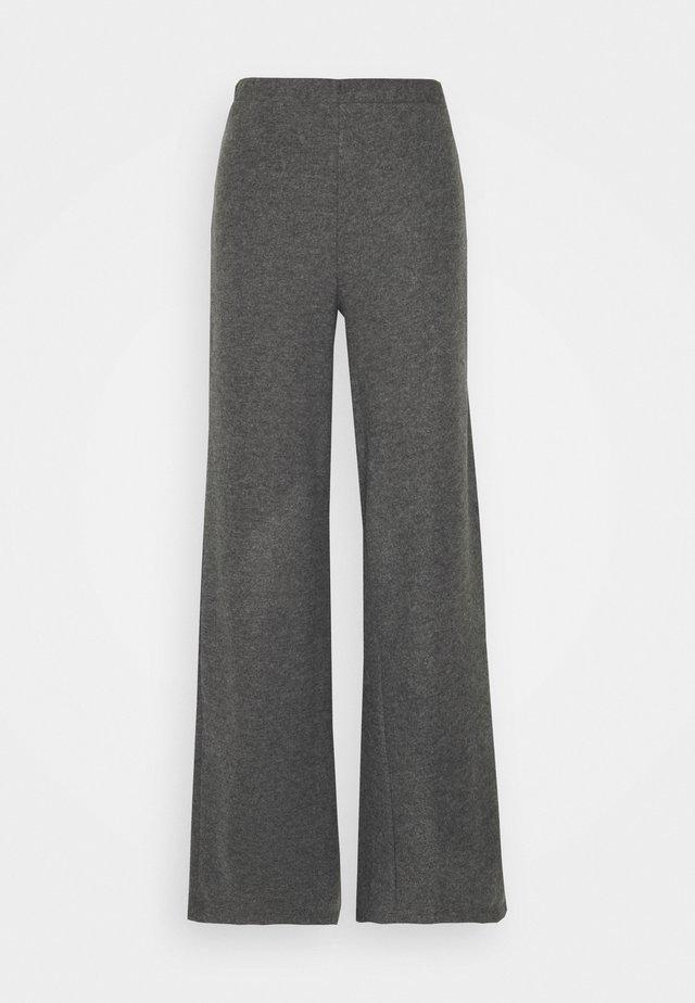 VMKINSEY PANT - Broek - dark grey melange