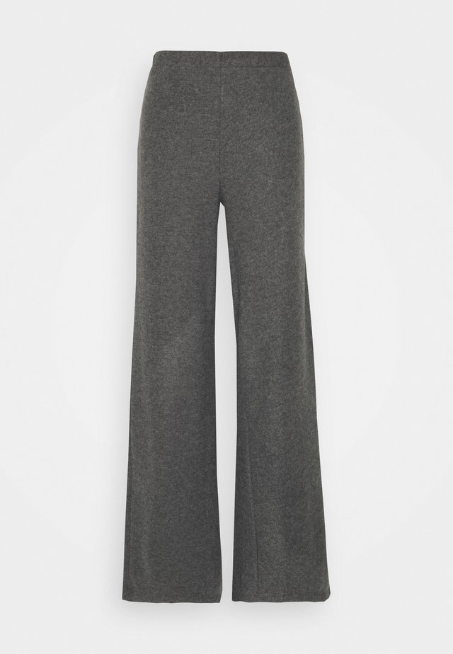 VMKINSEY PANT - Bukse - dark grey melange