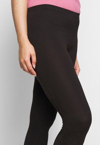 Zizzi - LONG - Leggings - Trousers - black - 4