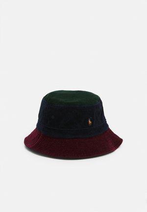 BUCKET HAT HEADWEAR UNISEX - Hoed - hunter navy/college green