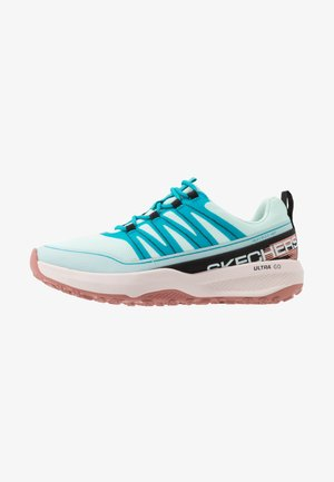 GO TRAIL JACKRABBIT - Trail running shoes - aqua/multi