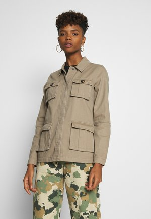 JDYBRIT POCKET  - Summer jacket - khaki
