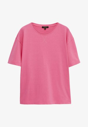 T-shirt basique - neon pink