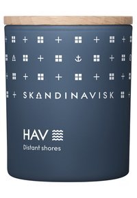 Skandinavisk - SCENTED CANDLE WITH LID - Duftkerze - hav - 0