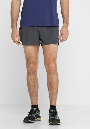 SILVER SPLIT SHORT - Sports shorts - dark grey