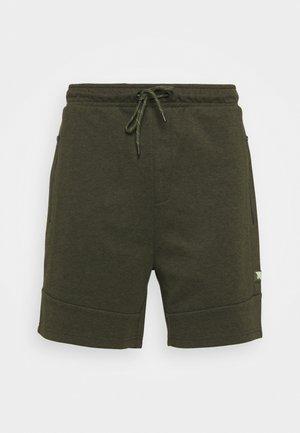 JJIAIR - Sports shorts - deep lichen green