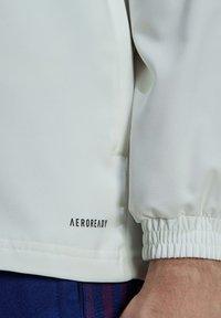 adidas Performance - Training jacket - white - 3