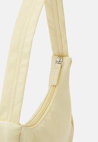 Monki - HILMA BAG - Handbag - yellow dusty light - 3
