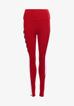 ACTIVE LIFESTYLE - Leggings - Trousers - varsity red