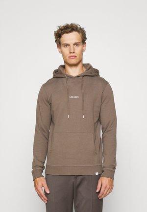 LENS HOODIE - Hoodie - mountain grey