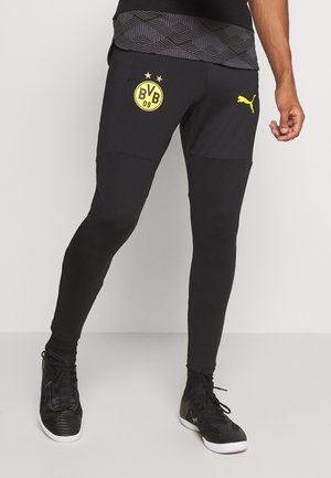 BVB BORUSSIA DORTMUND TRAINING PANTS - Fanartikel - black