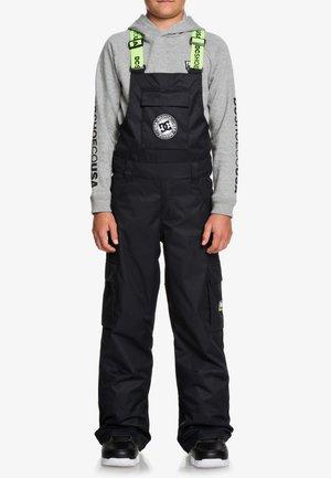 DC SHOES™ BANSHEE - SCHNEELATZHOSE FÜR JUNGEN 8-16 EDBTP03010 - Snow pants - black