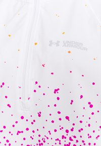 Under Armour - RECOVER GRADIENT ZIP - Giacca sportiva - white - 2