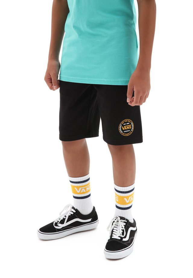 BY OFF THE WALL - Shorts - black