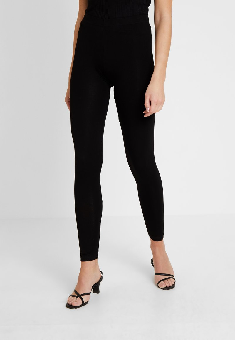 Modström - KENDIS - Leggings - Trousers - black