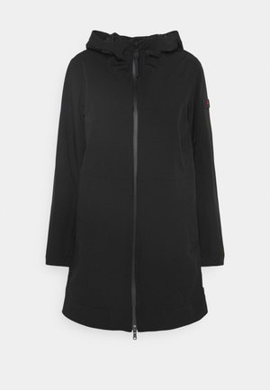 COLEO - Short coat - black