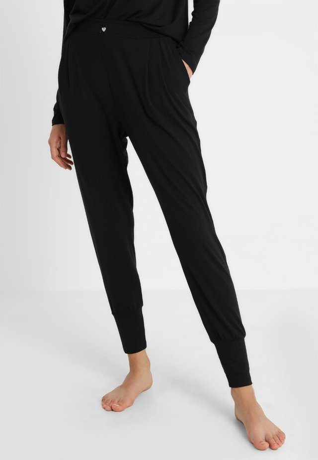 PANTS - Bas de pyjama - black