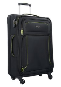 Hardware - Wheeled suitcase - black lemon - 2