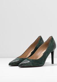 Alberto Zago - High heels - verde - 4