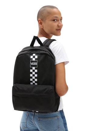 WM STREET SPORT REALM BACKPACK - Plecak - black mixed up fun