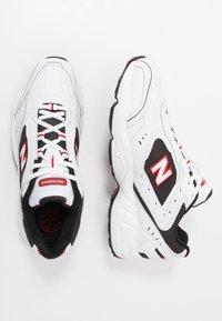 New Balance - Sneakersy niskie - white - 1