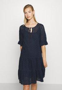 Nümph - ALZBET DRESS - Denní šaty - sapphire - 0