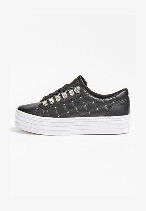 BELMA CLOUS - Sneakers basse - noir