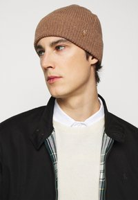 Polo Ralph Lauren - HAT UNISEX - Pipo - honey brown heath - 1