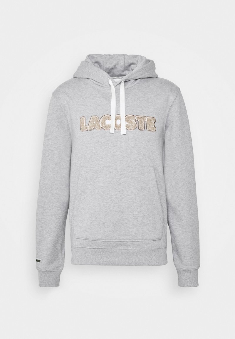 Lacoste - Hoodie - silver chine