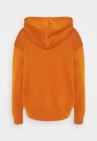 Nike Sportswear - HOODIE TREND - Hoodie - tawny/white - 1