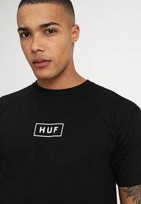 HUF - DHARMA - T-shirt print - black - 3