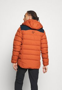 Norrøna - TAMOK JACKET - Ski jacket - orange - 2